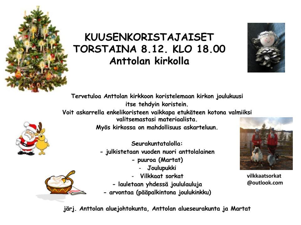 kuusenkoristajaiset-2016