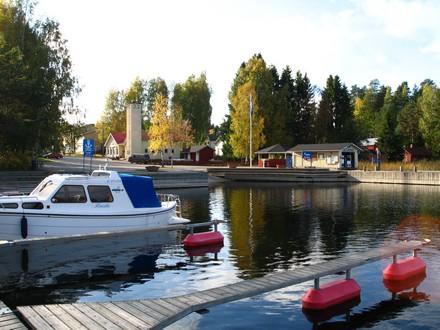 Anttola harbour